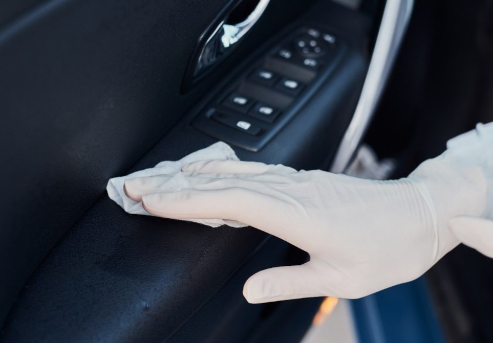 Tips for Sanitizing Your Kia in Rockford, IL