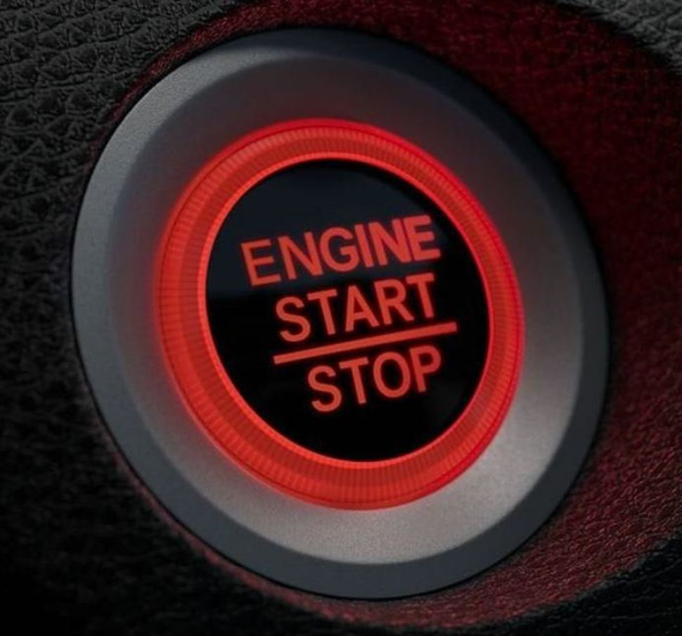 Push-Button Start in the 2019 Honda Civic