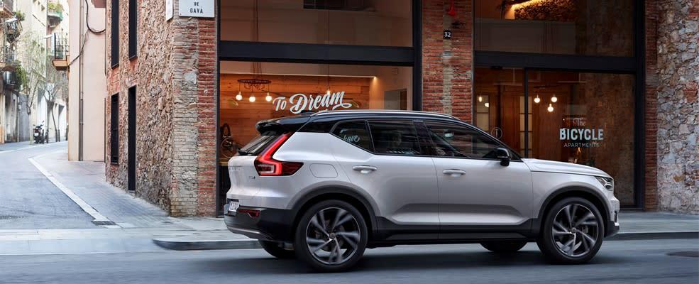 Volvo XC40 maakt XC familie compleet