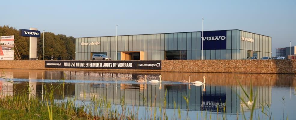 Volvo Nieuwenhuijse op toplocatie bedrijventerrein Hessenpoort