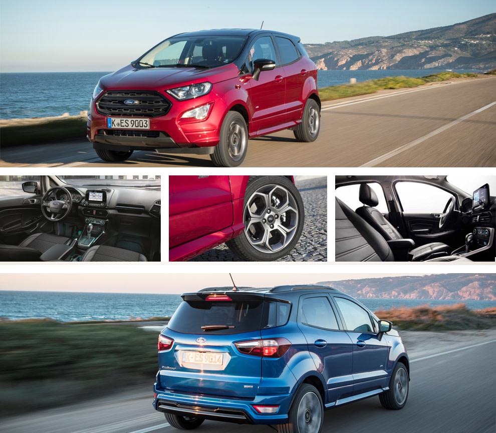 Ford EcoSport Trend Ultimate | Jos Bogman