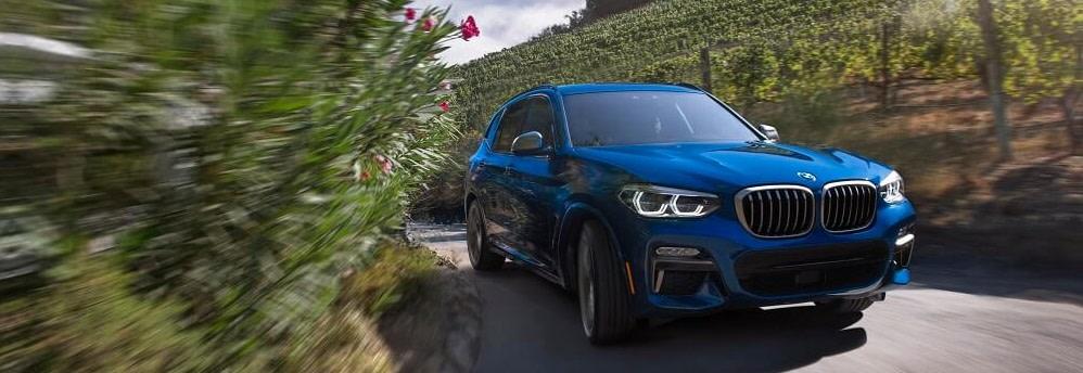 BMW X3 Interior | Schererville, IN