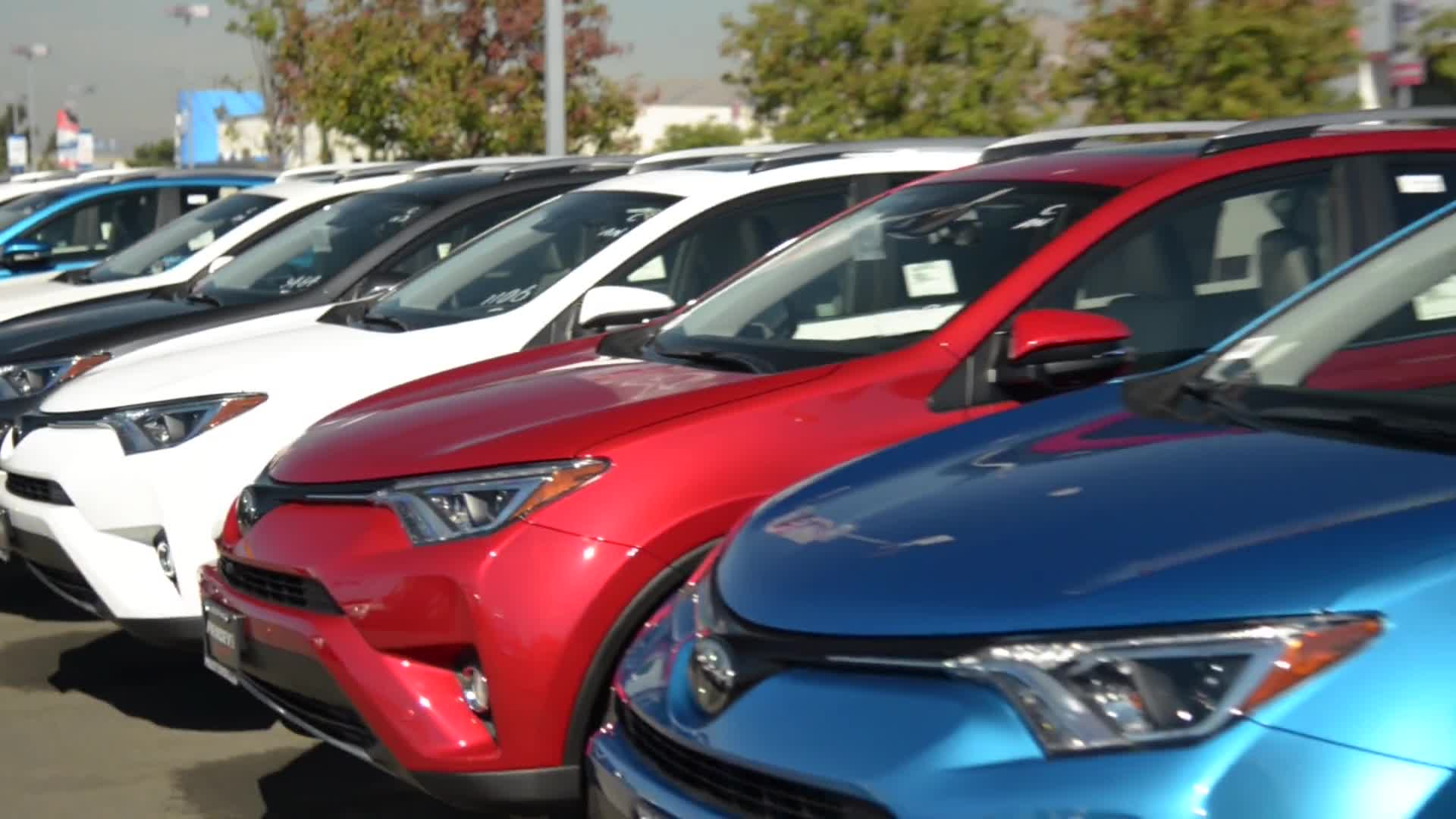 Toyota Dealer Milpitas CA New U0026 Used Cars For Sale Near San Jose CA Fremont  CA