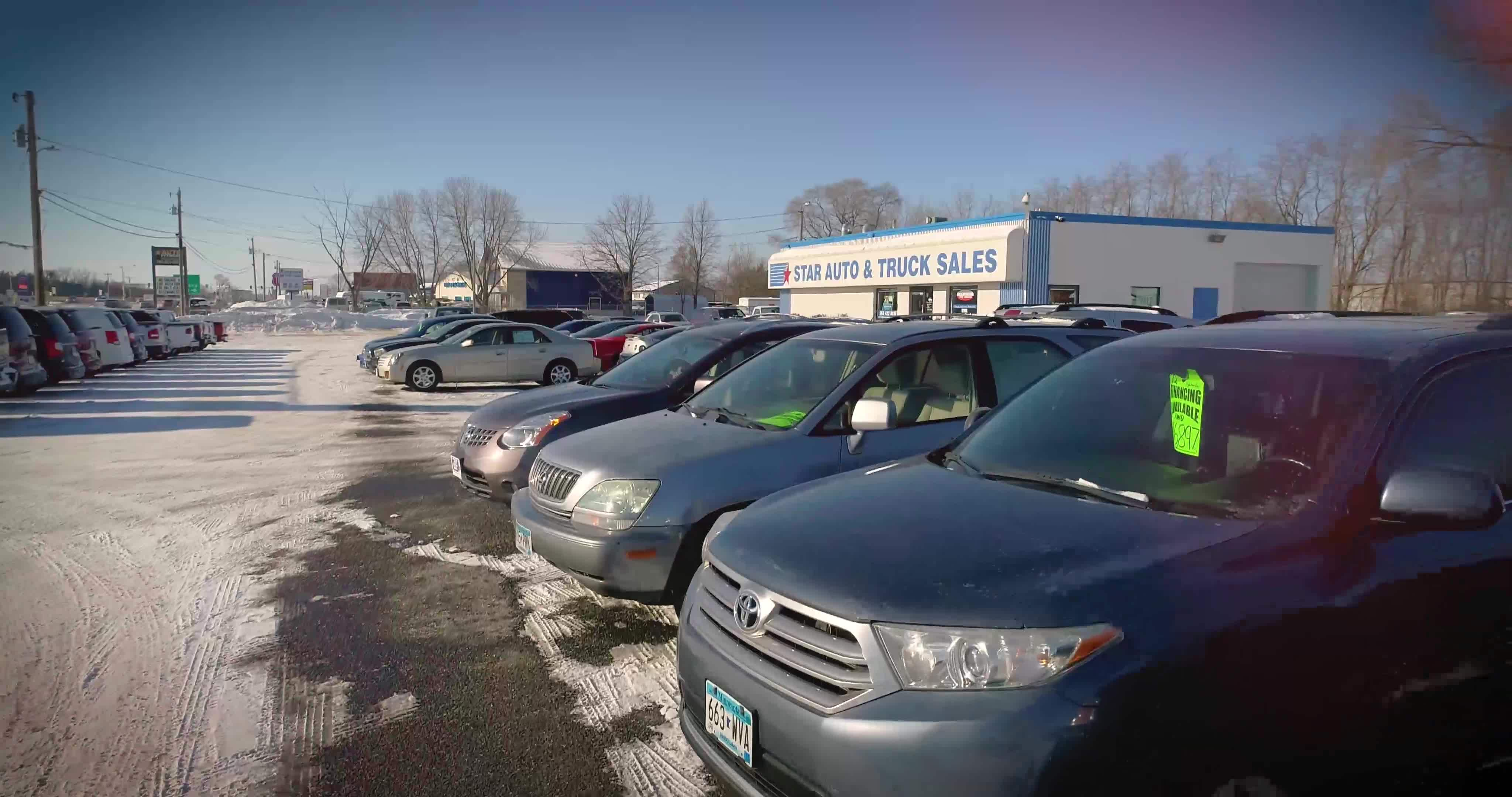 Used Car Dealer Ramsey MN Used & Pre Owned Vehicles near Minneapolis