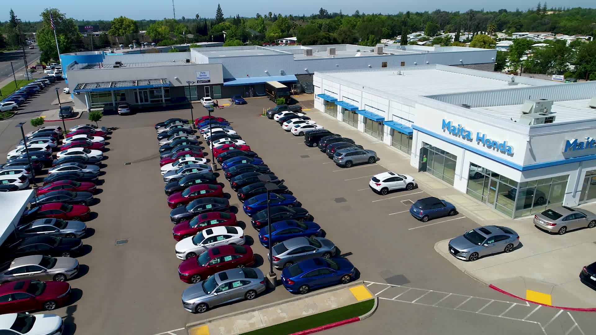 Honda Dealer Citrus Heights CA New U0026 Used Cars For Sale Near Sacramento CA    Maita Honda