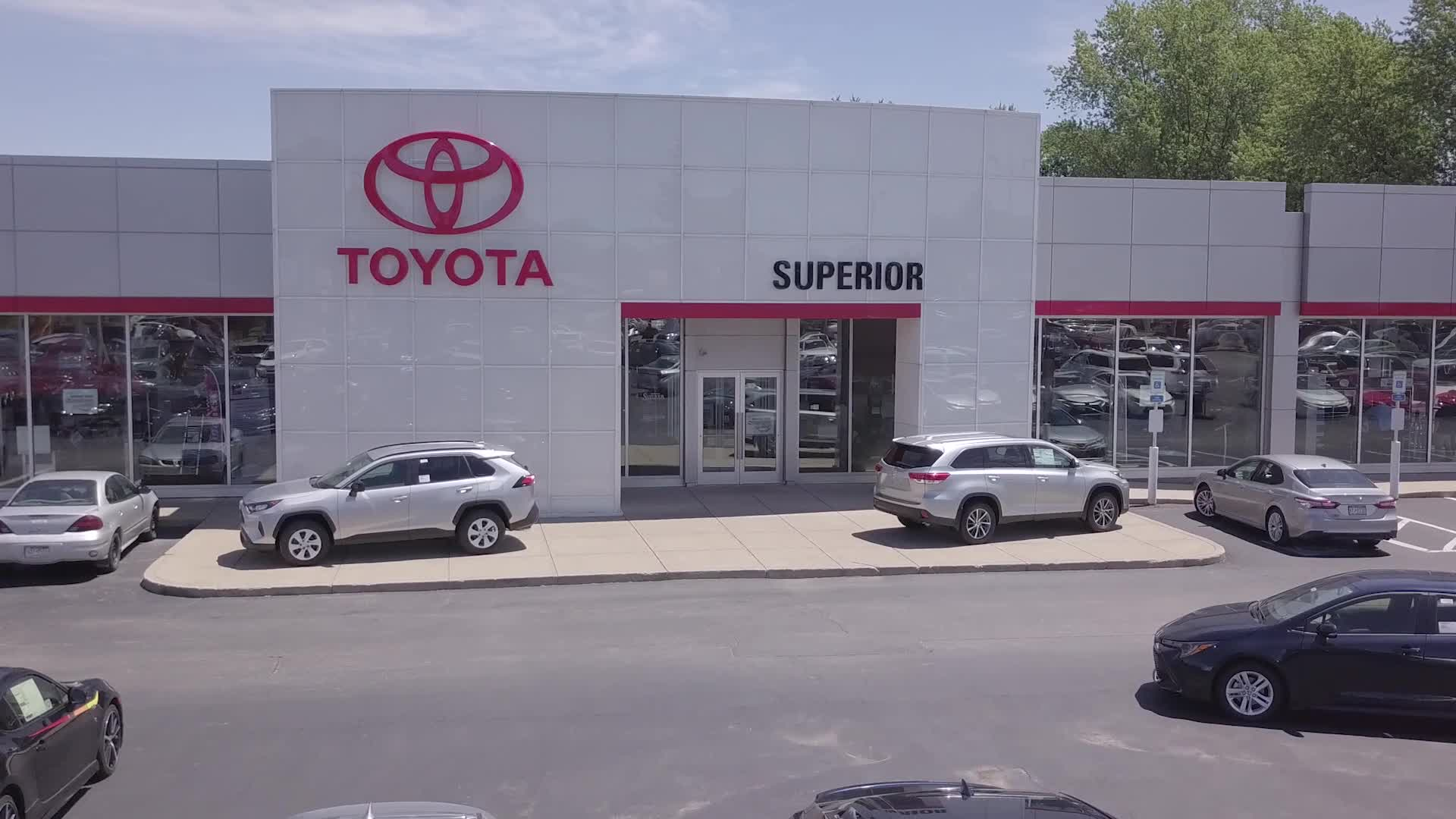 Superior Motors Menu >> Toyota Dealer Erie Pa New Used Cars For Sale Near